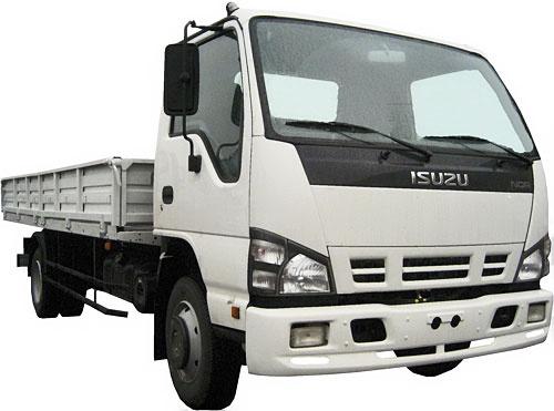 Надежные грузовики - дилер Isuzu